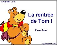 La Rentree De Tom Livre Anime A Imprimer Minibook Anime