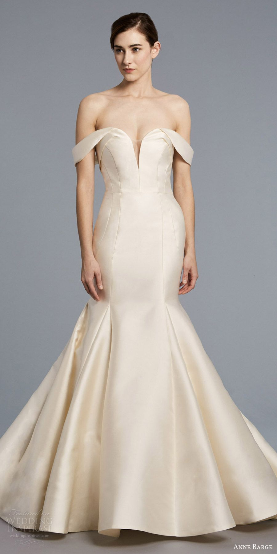 Anne Barge Spring 2018 Wedding Dresses — New York Bridal Fashion ...
