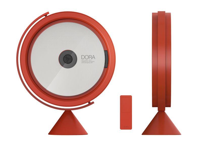 DORA CD Player