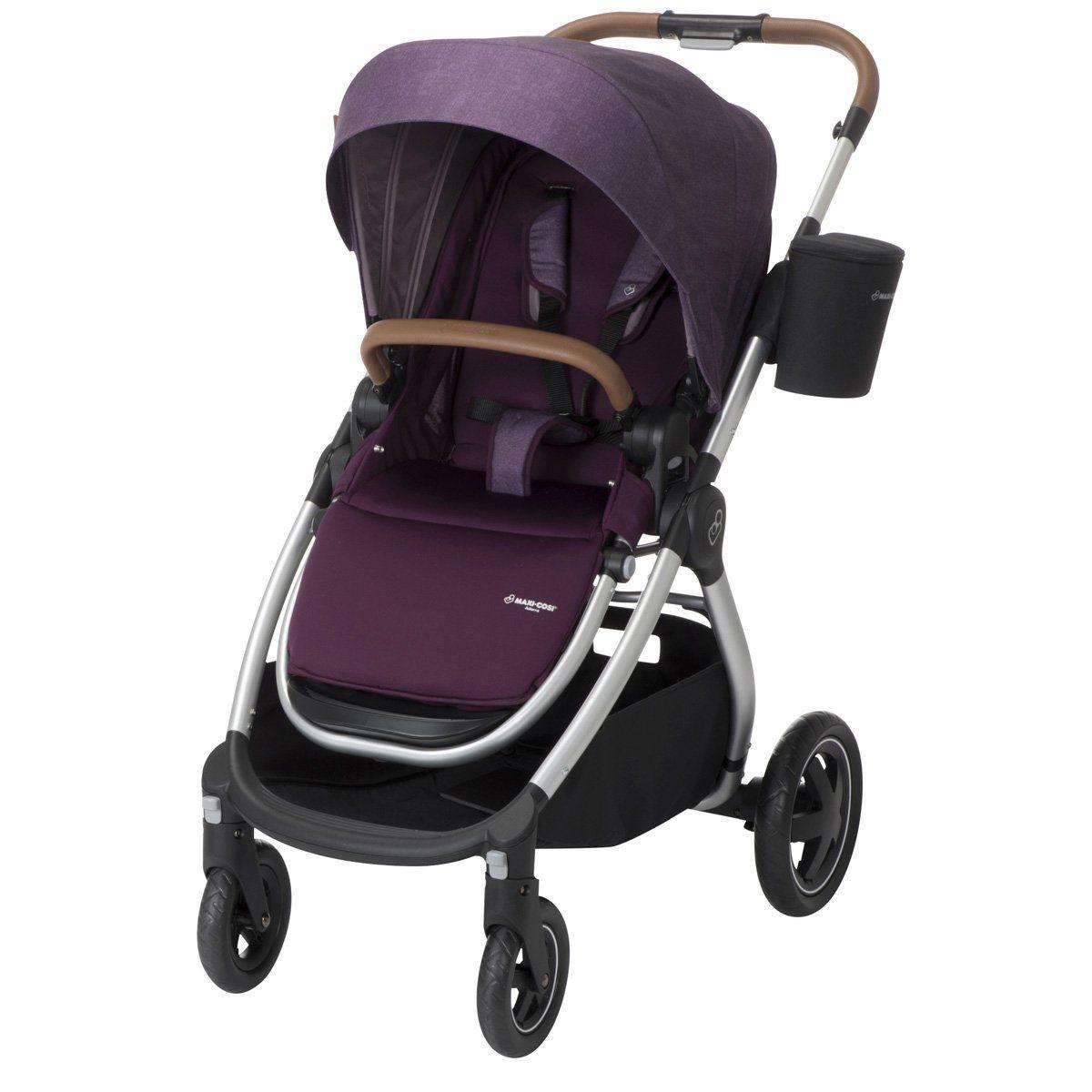 Maxi Cosi Adorra Stand Alone Stroller Nomad Purple