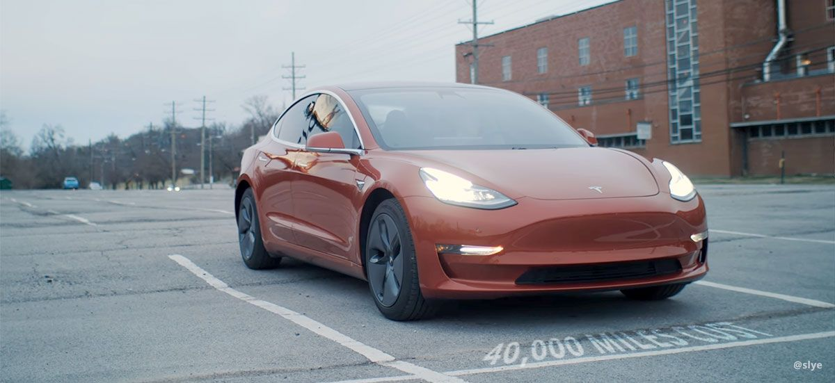True Cost Of A Tesla Model 3 After 40 000 Miles Charging
