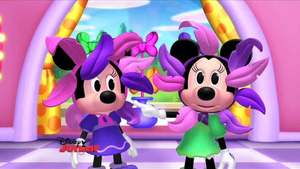 Minnie S Bow Toons Flower Fix Minnie Mouse Bow Minnie Minnie Bow