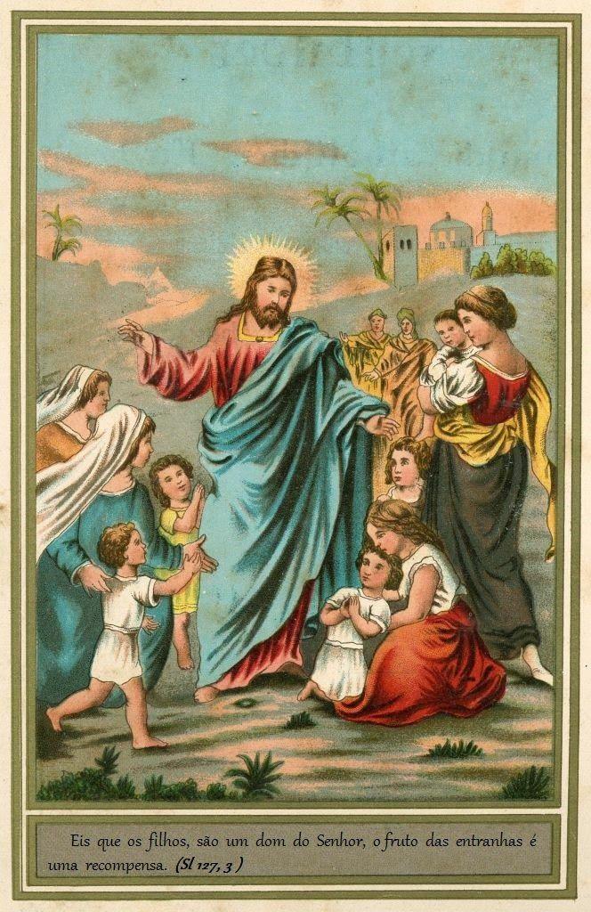 †  Livros Católicos para Download: Vamos Crianças a Jesus
