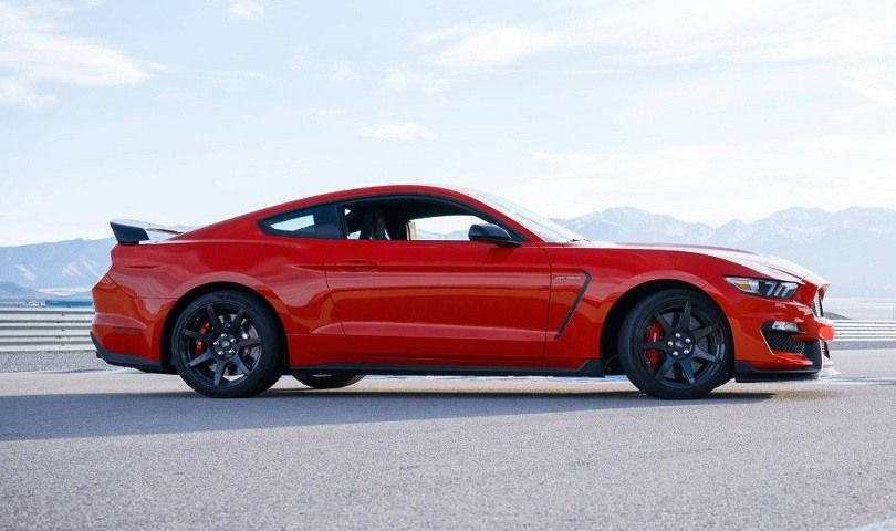 Shelby Gt350 2018 Model Year Ford Mustang Price Ford Mustang
