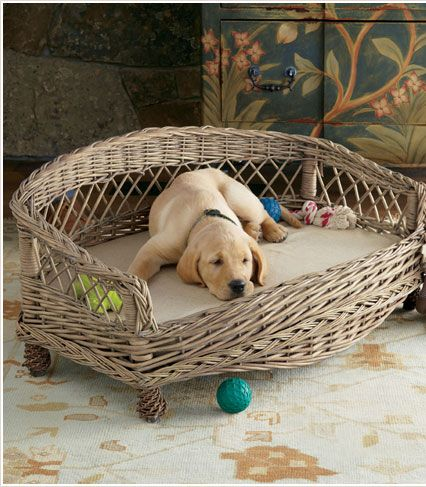Only Online Wicker Dog Bed Dog Bed Wicker