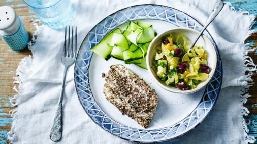 Bbc food recipes zaatar cod with relish dinners with hubby food bbc food recipes forumfinder Images