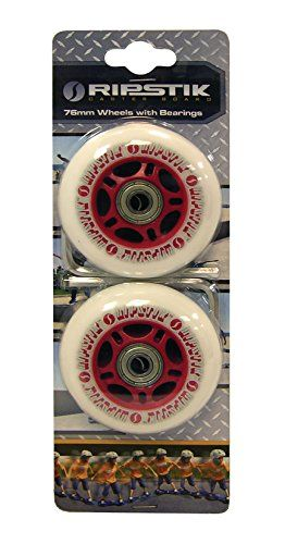 Crazy Cart Replacement Rear Wheels for Razor BLUE