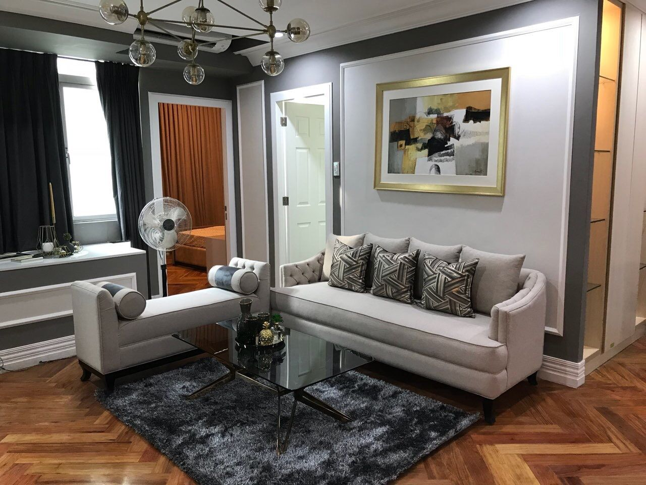 2 Bedroom Condo for Sale in BGC Taguig City, 90sqm, Grand