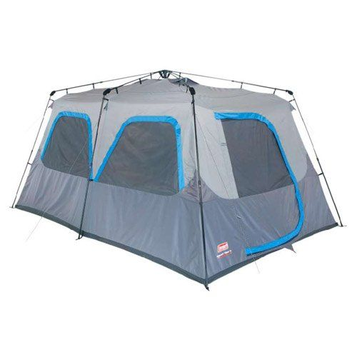 Coleman 14 Ft X 10 Ft 10 Person Instant Tent Find Out Cabin Tent Tent Instant Tent