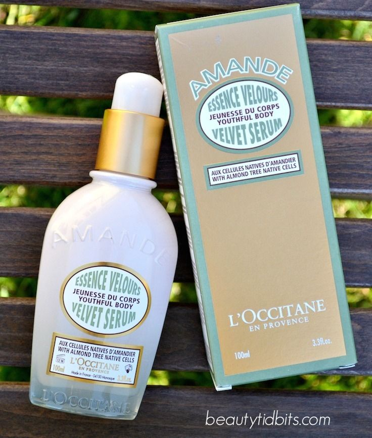 The new L'OCCITANE Almond Velvet Youthful Body Serum is supposed to target the signs of aging, and even though I'm in my early 20s, I LOVE using it so far. It's best followed by the L'OCCITANE Almond Velvet Balm and I really do notice a difference in my skin when I put it on! The best part is that this serum, and even the balm, feel very light on your skin and have a floral scent, just like the flowers on the almond tree!