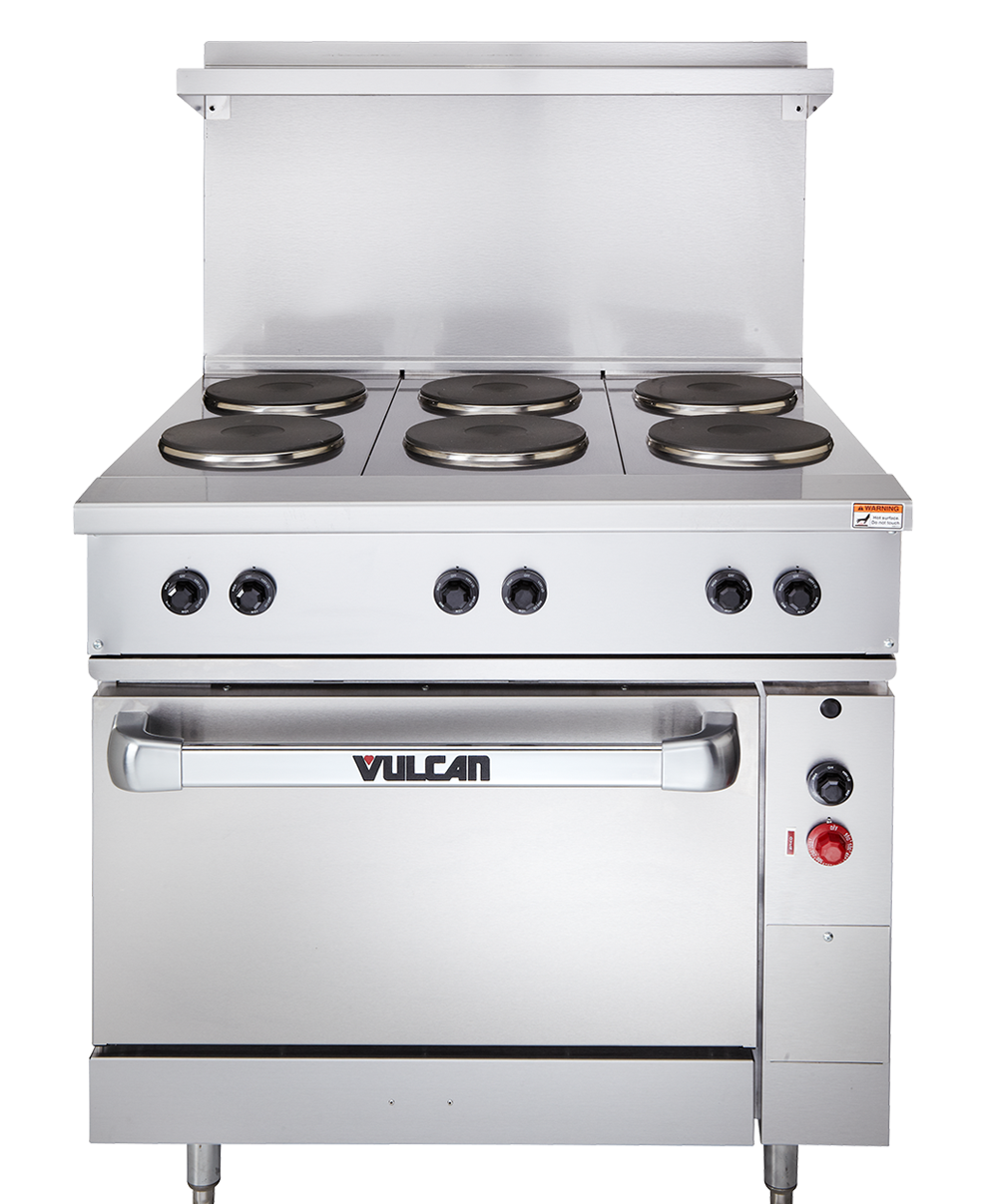 Vulcan Kitchen Appliances