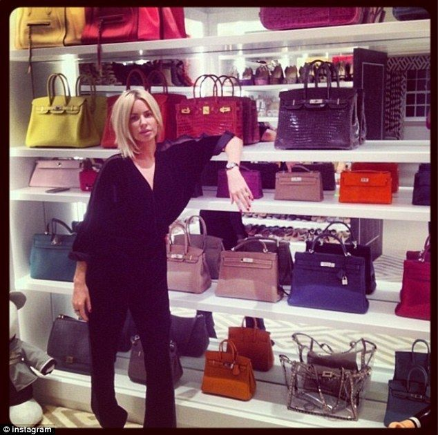 caroline stanbury's closet o' hermes | dream on ...