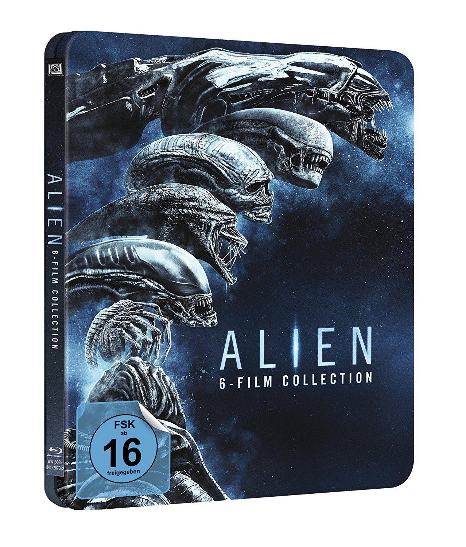 Alien 1 6 Steelbook Seite 2 Ausserirdische Alien Film Alien