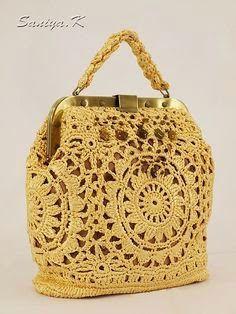Bolsos hechos a mano: crochet  – Bolsa