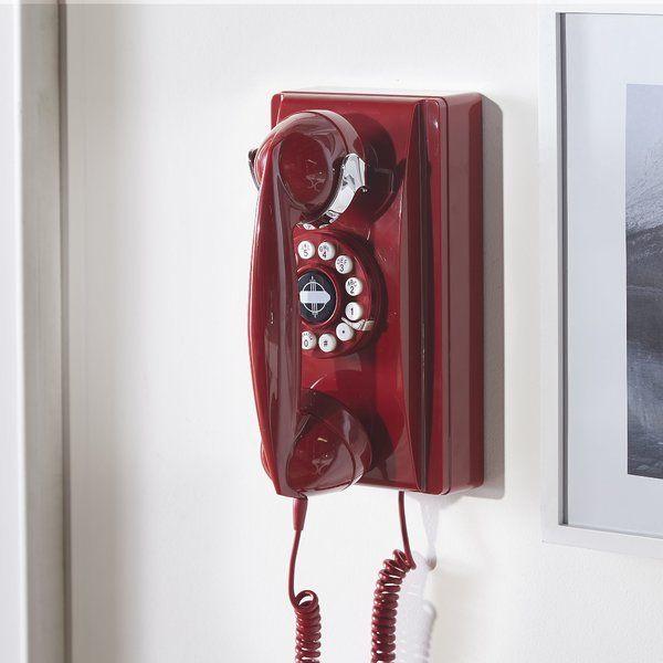 Classic Wall Phone #wallphone