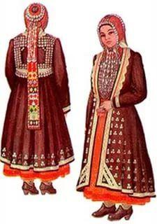 башкирский национальный костюм: 15 тыс изображений найдено ...