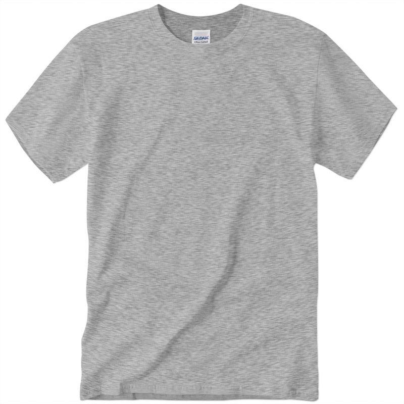 Premium Cotton T Shirt Dark Gray Melange Men H M Us Shirt Template Black T Shirt Template Grey Tshirt Outfit