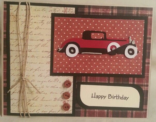 Masculine Birthday Cards Made With Cricut ~ Best cards images birthdays masculine cards