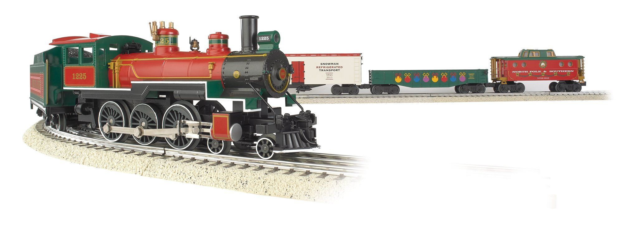 Williams by Bachmann Christmas Special - O Scale Ready to ...
