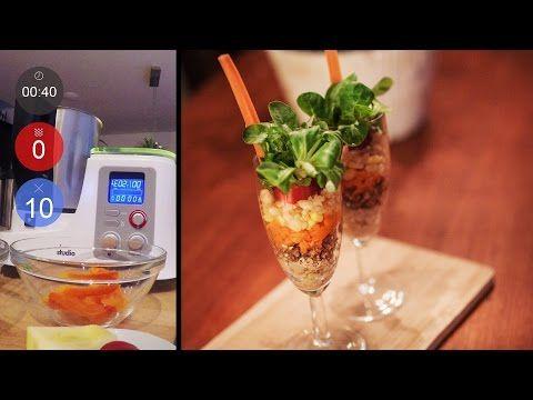 Fröhliche Salathochzeit | Neues Rezept | Aldi Mixer (Thermomix-Klon ...