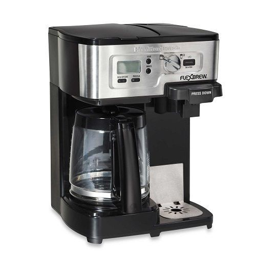 Flexbrew Coffee Maker K Cup Versatile Brewing 12 Cups Single Serve