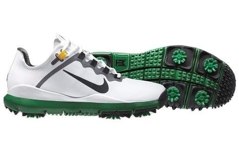 Golf shoes, Nike, Tiger woods