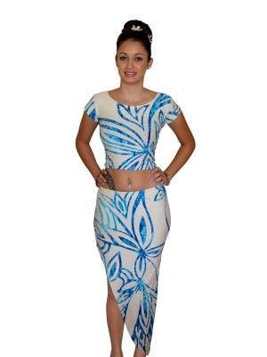 Samoan Skirt 11