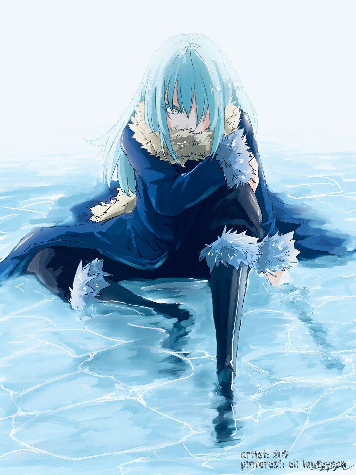 Tensei Shitara Slime Datta Ken By カキ Art And Photography