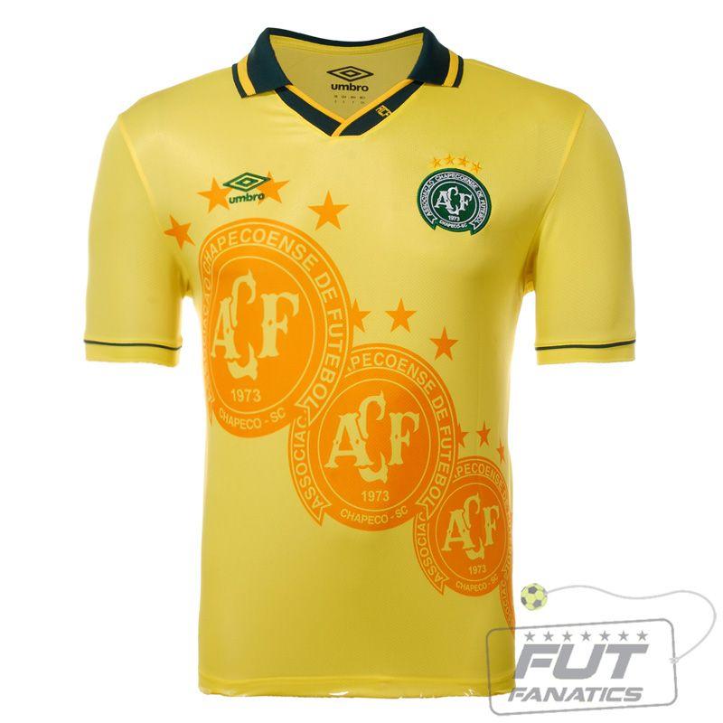0265f5a68 Camisa Umbro Chapecoense III 2014 Ed. 94