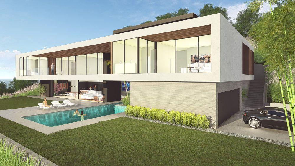 Piuma   Steven Kent Architects