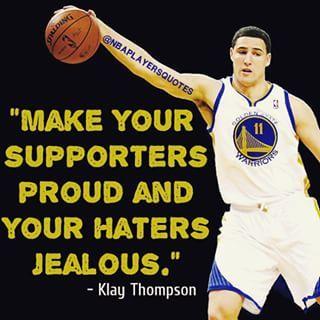 8005971021ef74 Klay Thompson Quote | Basketball Motivation | Basketball motivation ...