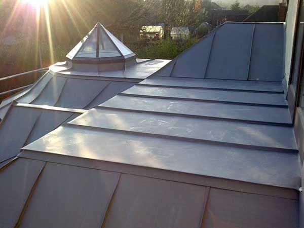 Wide Gauge Zinc Standing Seam Roofing Standing Seam Roof Standing Seam Metal Roof