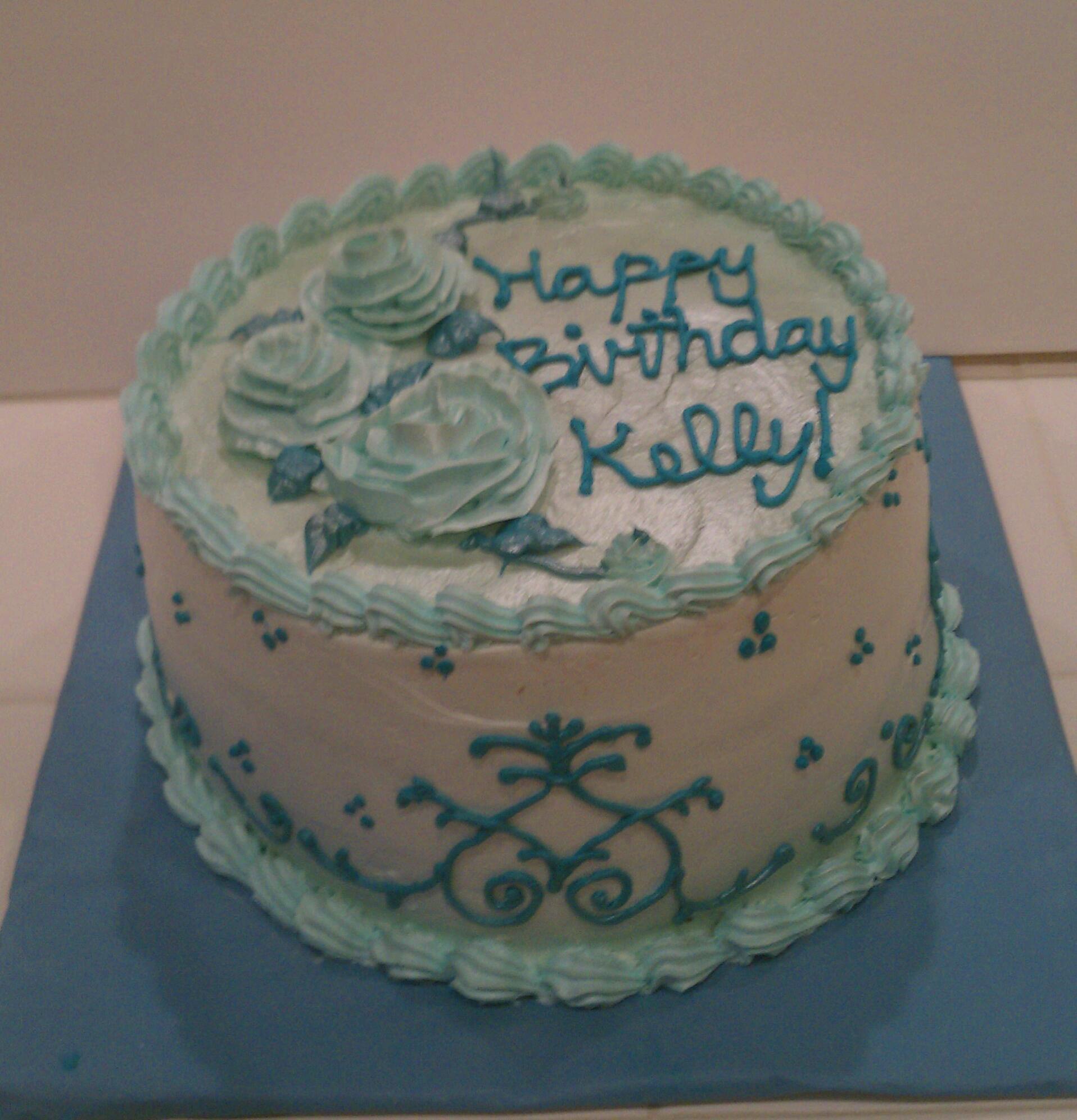 Happy Birthday, Cake, Desserts