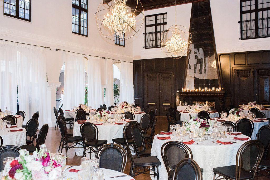 Ebell Club Of Long Beach California Wedding Venue Jewish Wedding