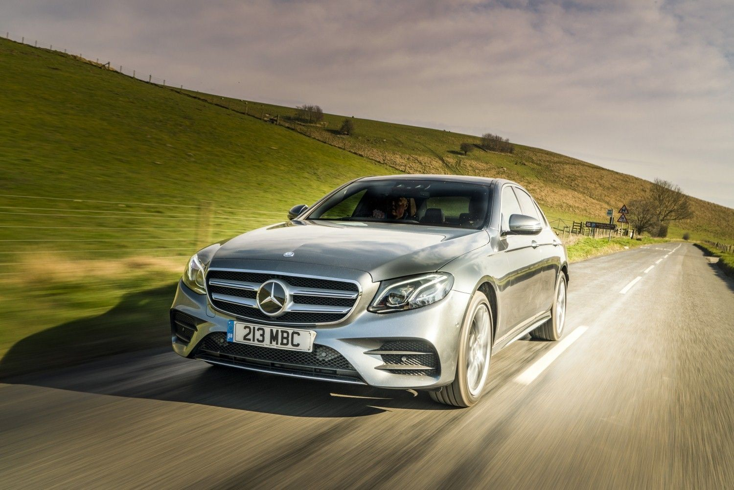 E Class Named Best Professional Driver S Car Of The Year Refuel