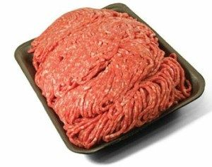4 ounces 96% lean ground beef, such as Laura's Lean ...