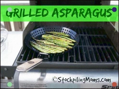 Is The Perfect Side Dish To Any Grilled MeatGrilled Asparagus Is The Perfect Side Dish To Any Grilled MeatAsparagus Is The Perfect Side Dish To Any Grilled MeatGrilled As...