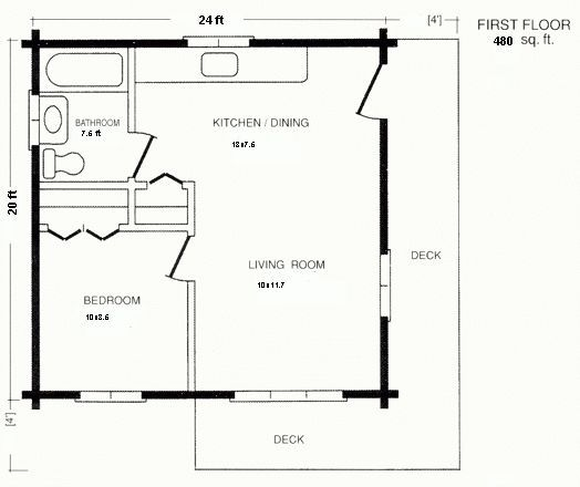 20 X 20 Floor Plans Google Search Studio Floor Plans Tiny House Floor Plans Small Floor Plans