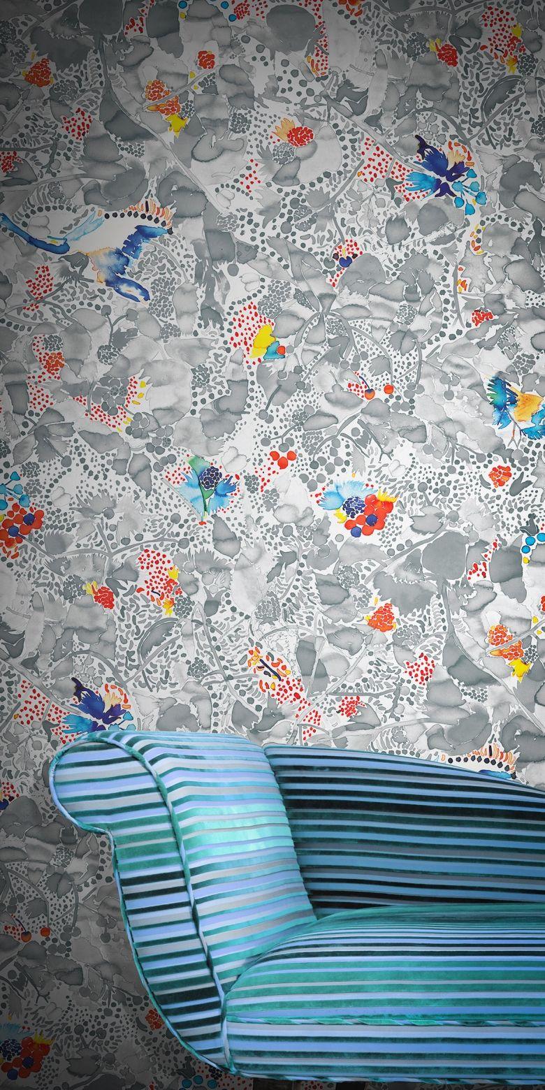 La Cueillette Wallpaper on Wallpaper online