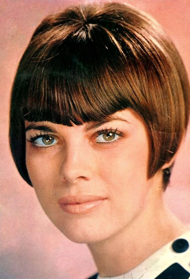 French singer Mireille Mathieu. potpourri pins to edit