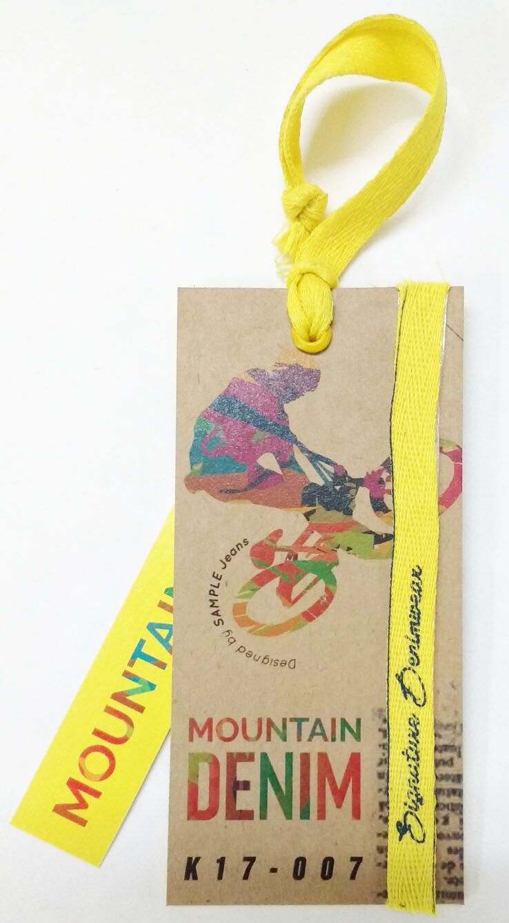 Color printing paper - 4 Color Printing On Craft Paper With Yellow Ribbon Pasting Yellow Foam In Between