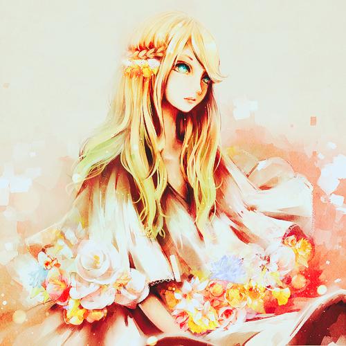 blonde anime tumblr ile ilgili görsel sonucu