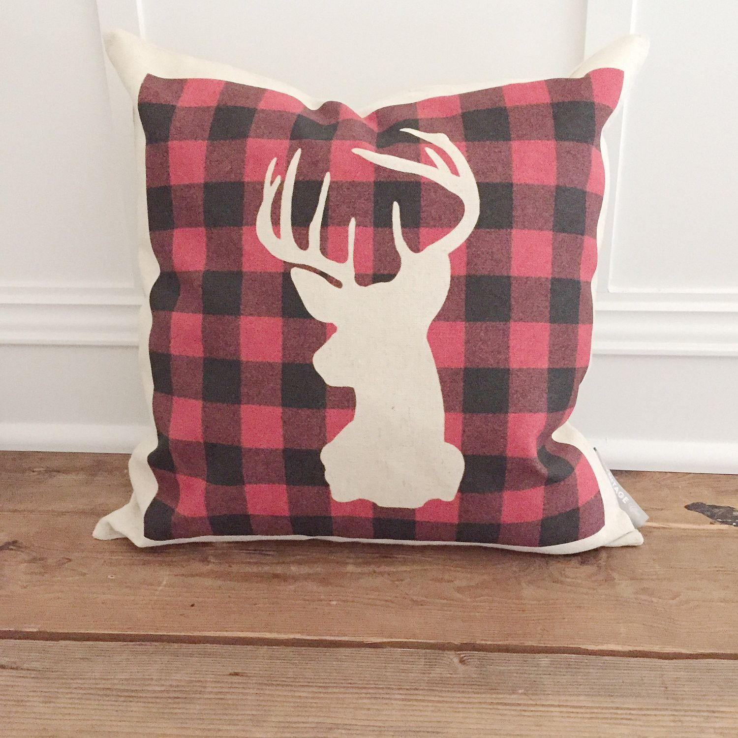 Celebrate christmas with handmade linen pillow covers from so