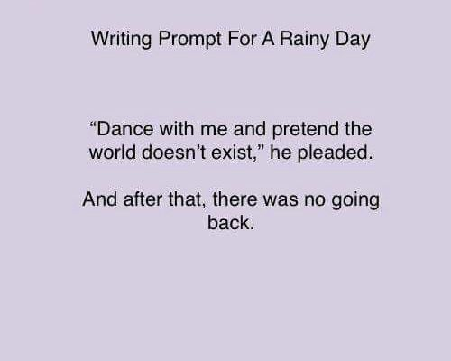 Essay on rain for me