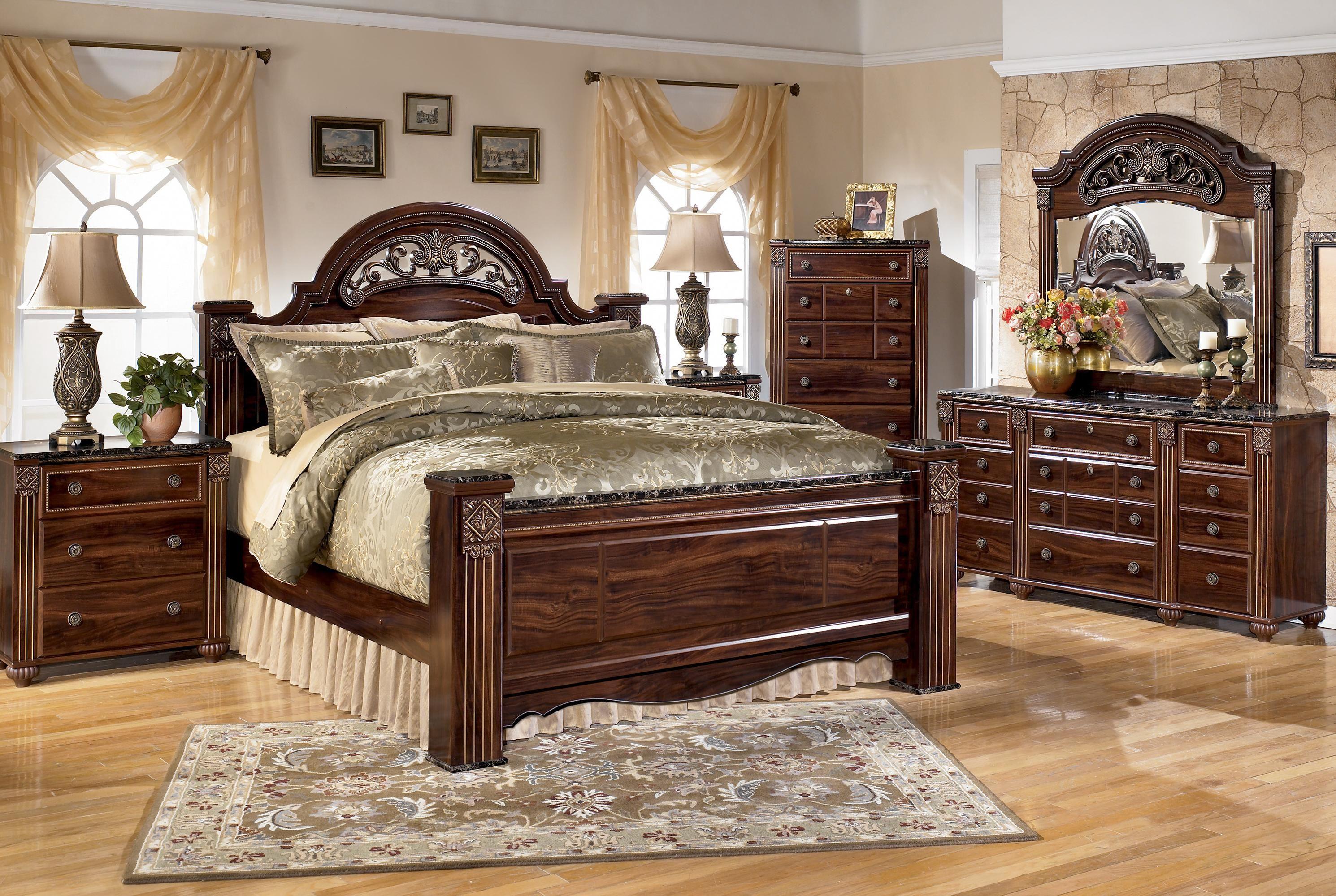 Ashley Furniture Signature Design Bedroom Set Signature Designashley Furniture Gabriela King Bedroom Group