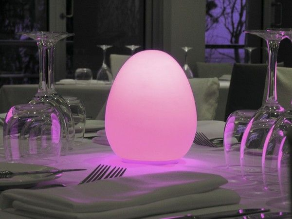 Smart Candle - Egg Rechargeable Cordless Lamp, $70.00 (http ...