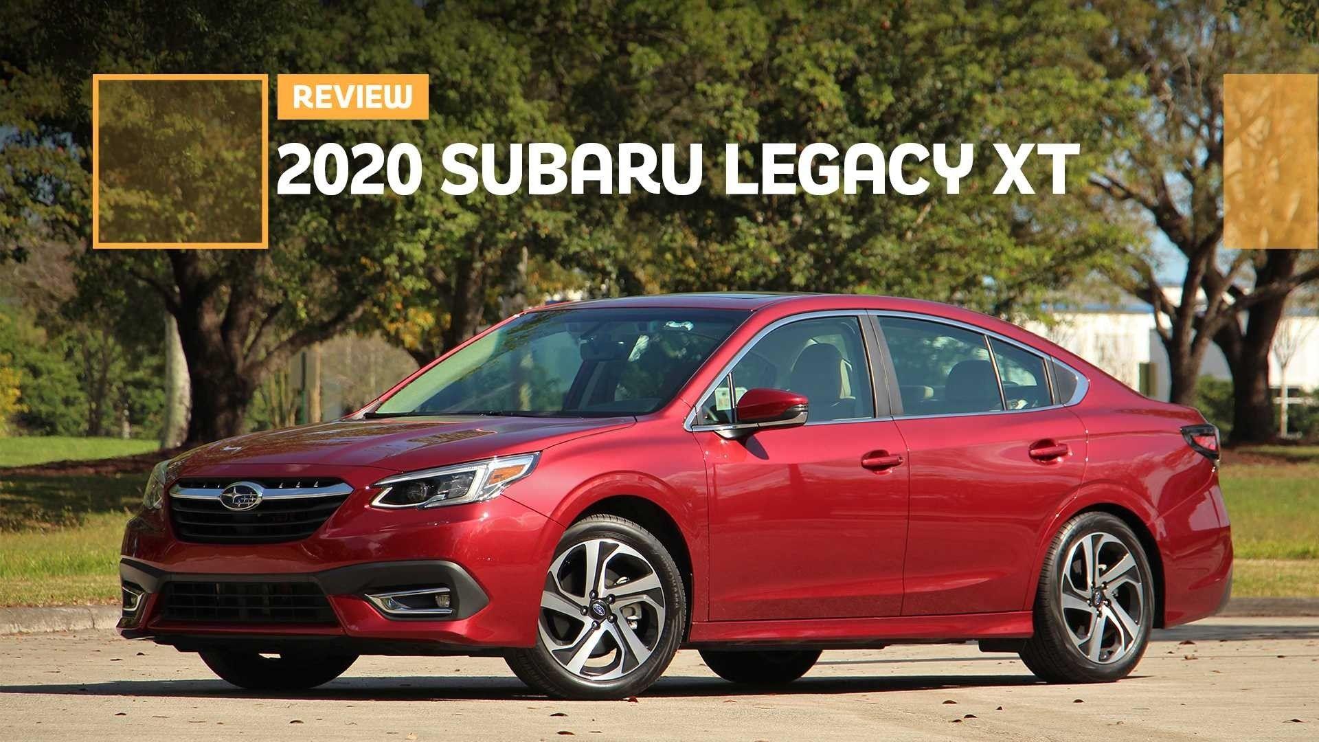 2020 Subaru Legacy Turbo Review Di 2020