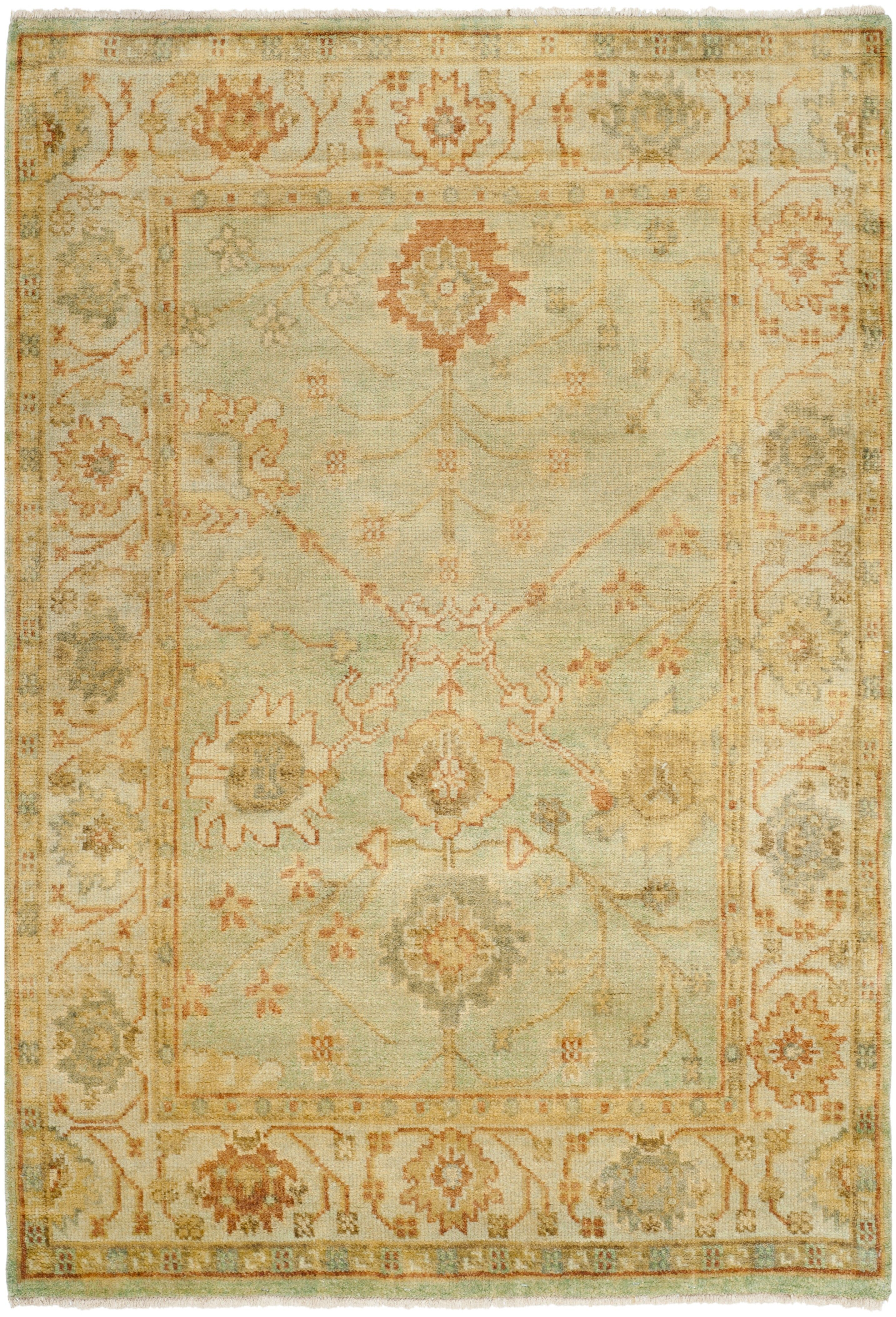 Safavieh Home Oushak Rugs Osh117b Traditional Rugs