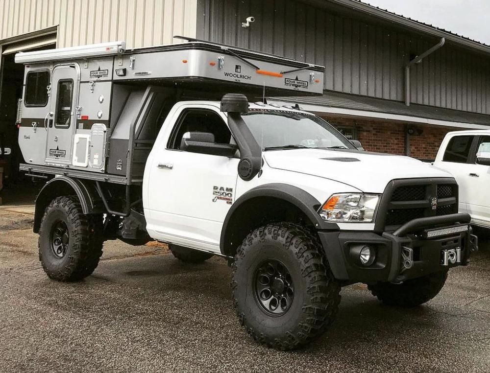 Dodge Ram Overland Overhaul: AEV Prospector XL