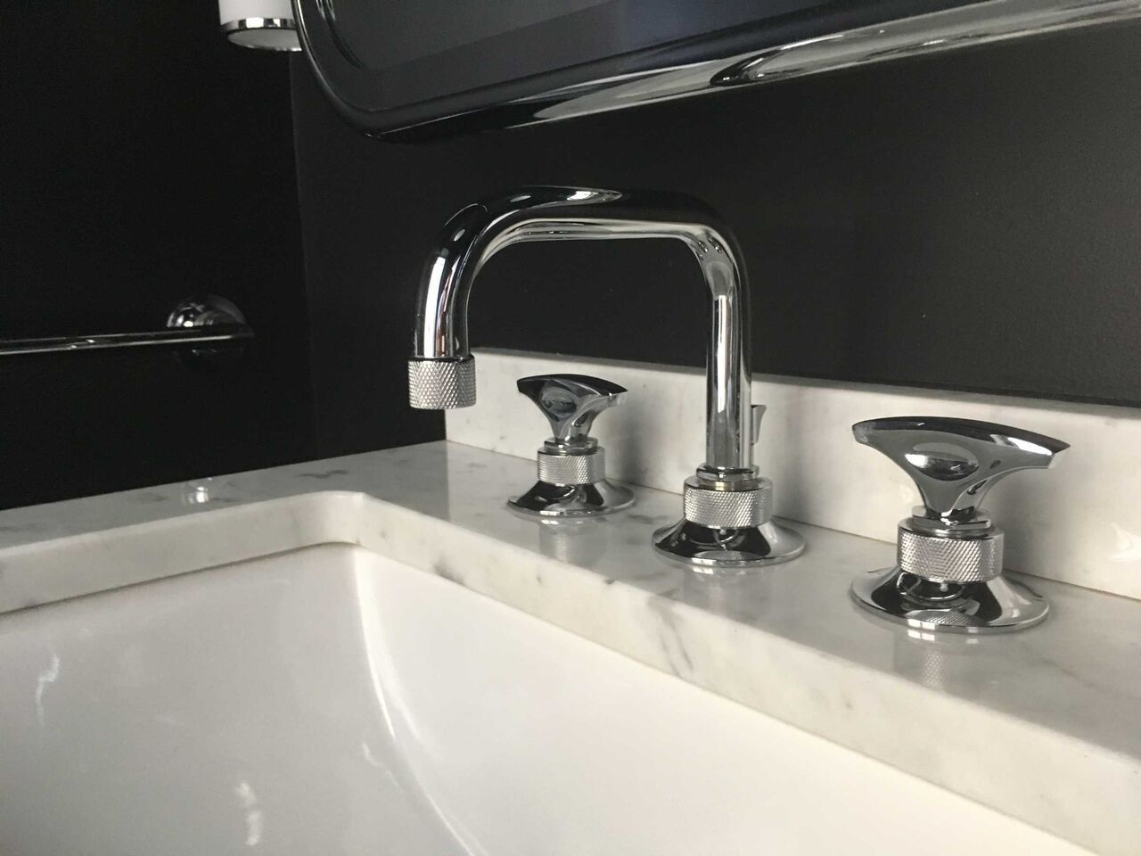 Exclusively created for ROHL, the Michael Berman Graceline U-Spout ...